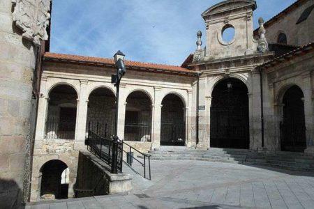 Medina de Pomar, en la comarca de las Merindades