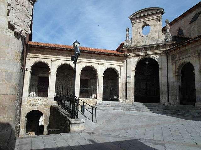 Iglesia en Medina de Pomar