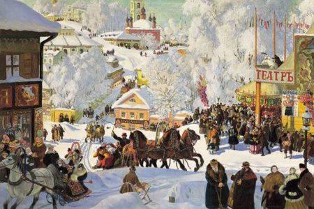 Maslenitsa, tradición rusa de carnaval