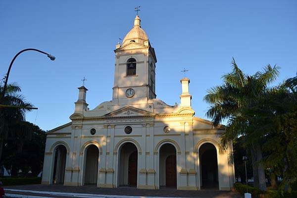 Catedral de Villarrica, en Paraguay