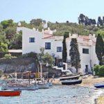 La casa de Dalí en Portlligat