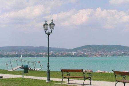 El lago Balatón, para disfrutar en familia