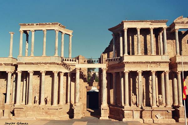 Teatro Romano de Merida 1