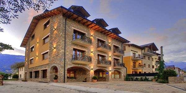 Hotel Los Nogales Campo