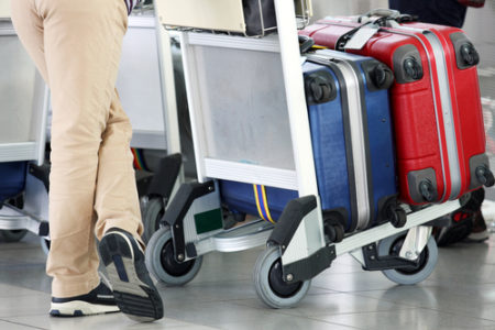 Elegir una maleta para viajar