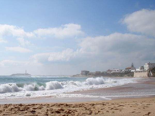 Playa cerca de Trafalgar