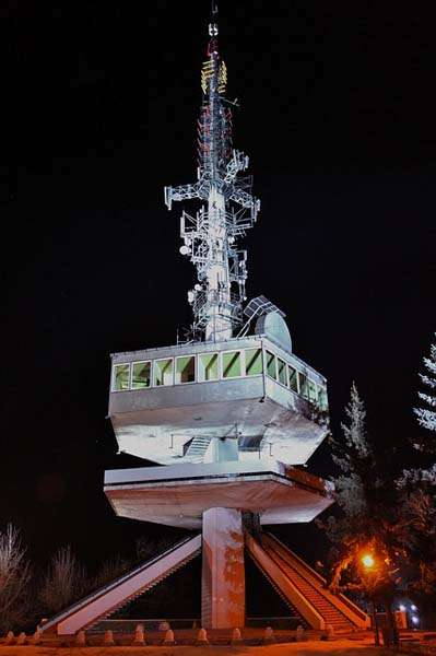 Torre Avas en Miskolc