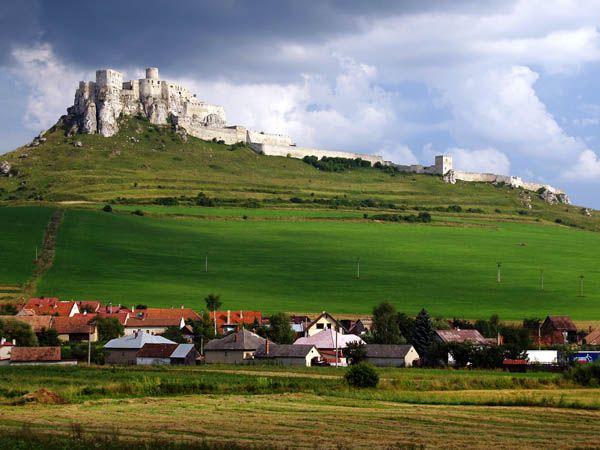 Castillo Spissky Hrad