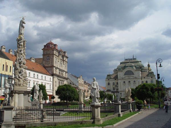 Kosice Eslovaquia