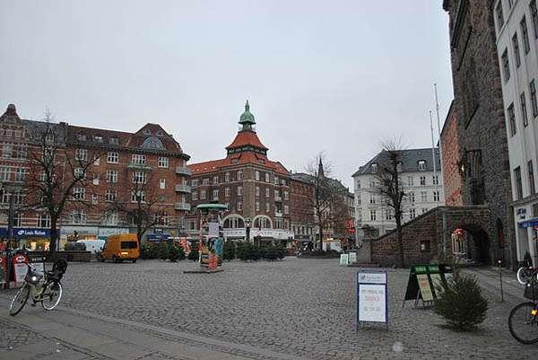 Vesterbro Copenhague