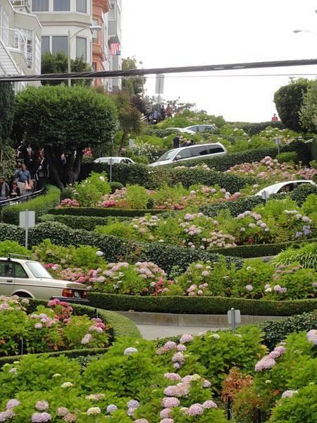 calle Lombard San Francisco