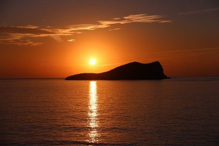 Las mejores puestas de sol en Ibiza