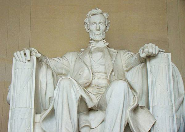 Monumento a Lincoln en Washington