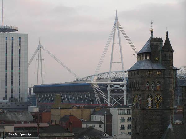 Millenium Stadium de Cardiff