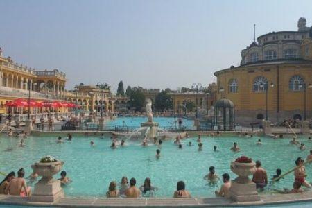 Turismo termal en Budapest, Hungría