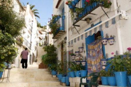 Tradición en el Barrio de Santa Cruz en Alicante
