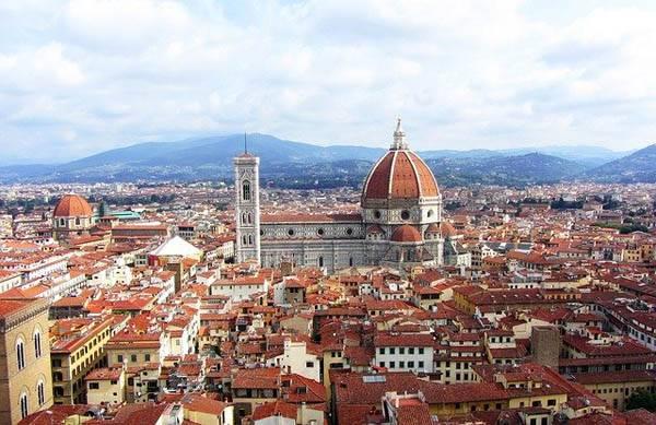 Como ir a Florencia