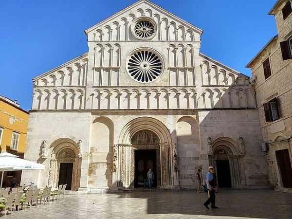Catedral de Santa Anastasia de Zadar