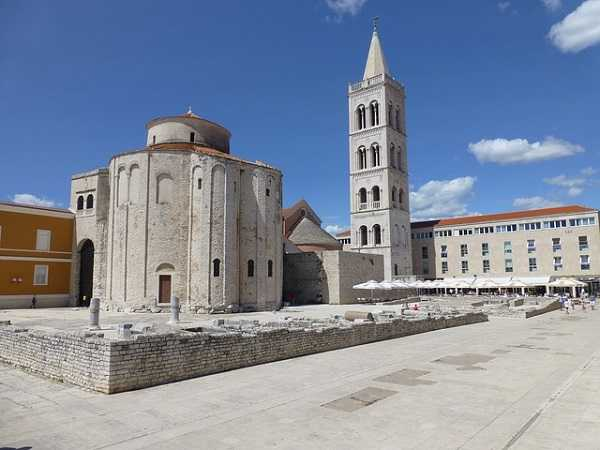 Foro romano de Zadar
