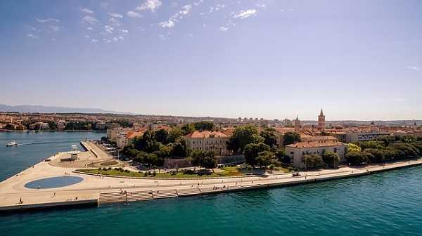 Visita a Zadar