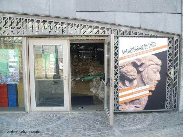 Mejores museos de Lieja