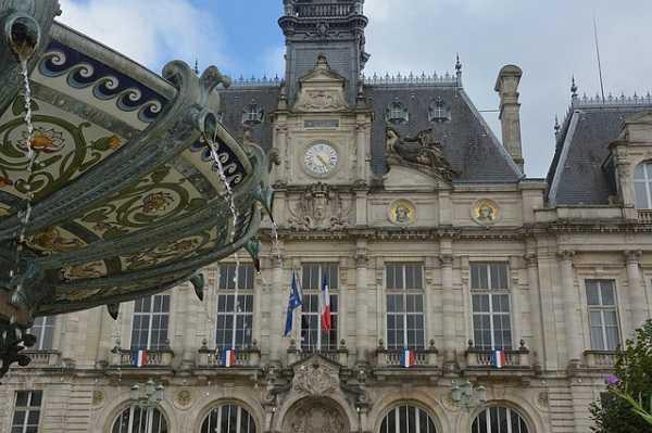 Ayuntamiento - Visita a Limoges