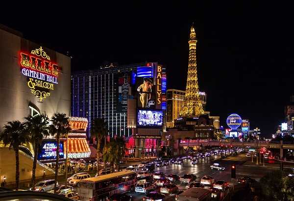 Las Vegas, destino de póker